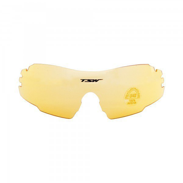 Óculos TSW Vitalux - Branco/Vermelho 2 Lentes