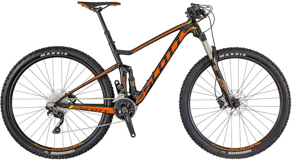 Bicicleta Scott Spark 960 2018