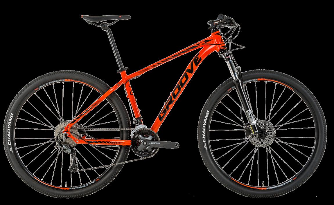 Bicicleta Groove Ska70 29er 2018 - 27vel