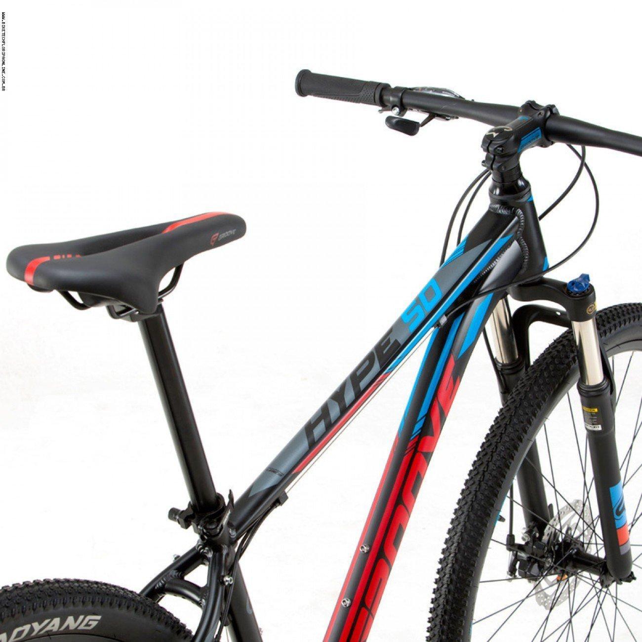Bicicleta Groove Hype 50 29er 24vel