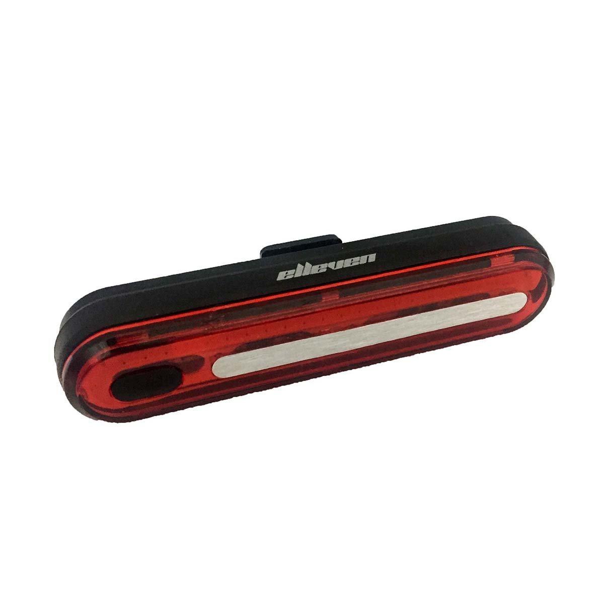 Pisca Traseiro Elleven 4 Funções - Recarregável USB