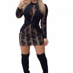 Vestido Feminino Curto Colado Festa Bojo Blogueira #vc6 Moda