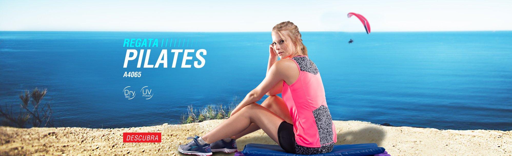 Blusa Pilates