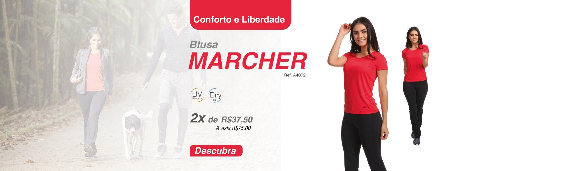 Blusa Marcher