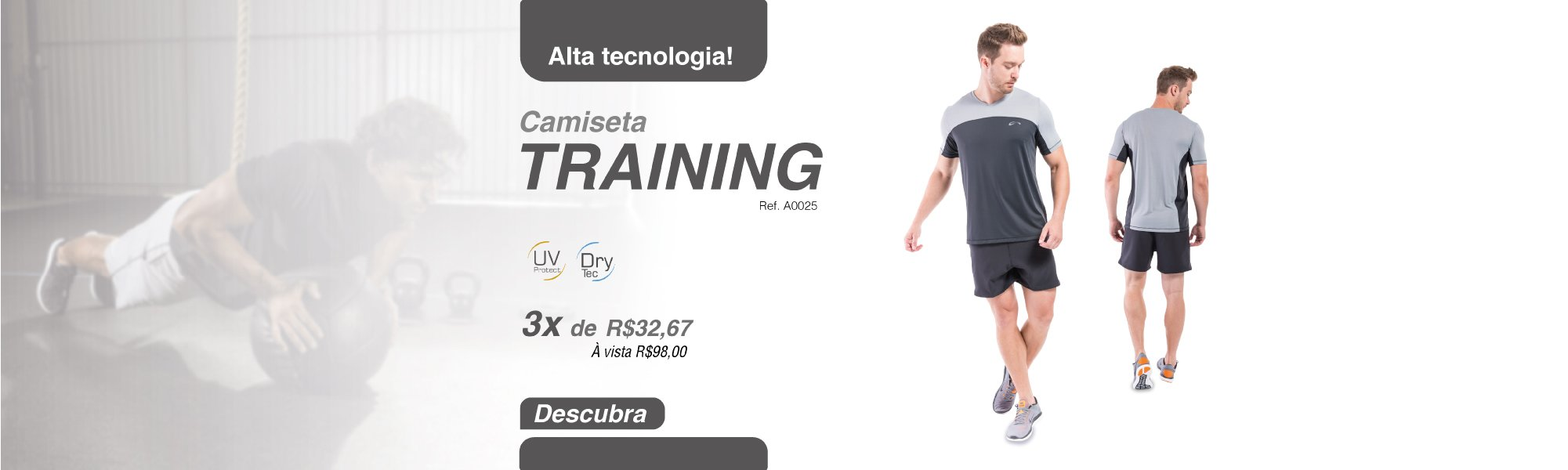 Camiseta - Training