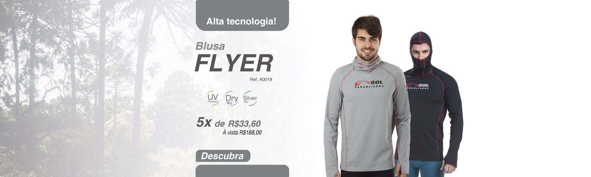 Blusa Flyer