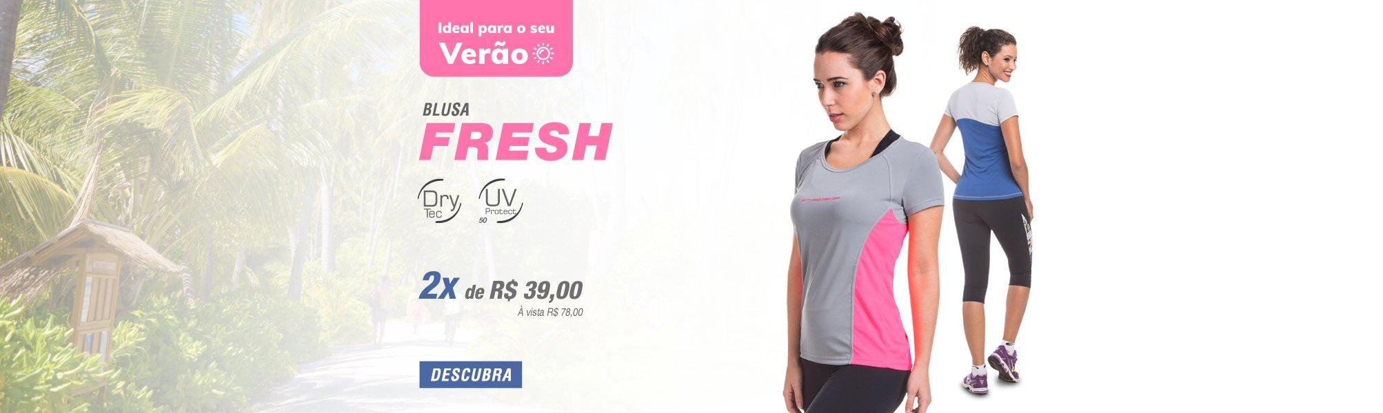 Blusa Fresh