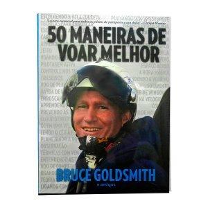 Livro 50 Maneiras De Voar Melhor De Bruce Goldsmith