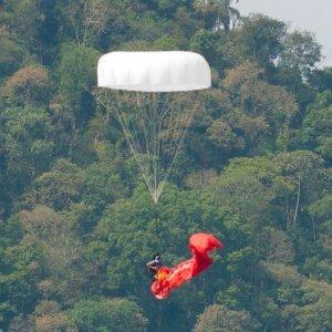 Paraquedas Reserva 64 CD
